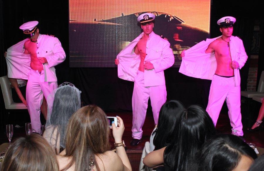 Male strip club in new york city